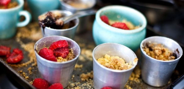 Chocolate Crumble – Quick and Easy to make!